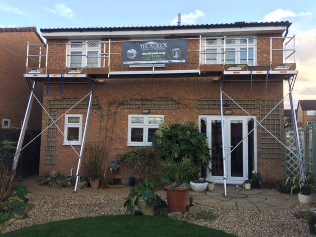 Roofline, fascias & soffit fitter Bedford